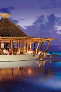 Dreams Riviera Cancun Resort and Spa Seaside Grill