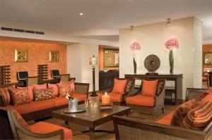 Dreams Riviera Cancun Resort and Spa Preferred Club Lounge