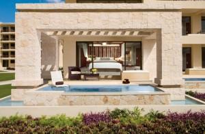Dreams Riviera Cancun Resort and Spa Preferred Club Ocean Front Premium Room