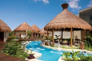 Dreams Riviera Cancun Resort Spa Garden